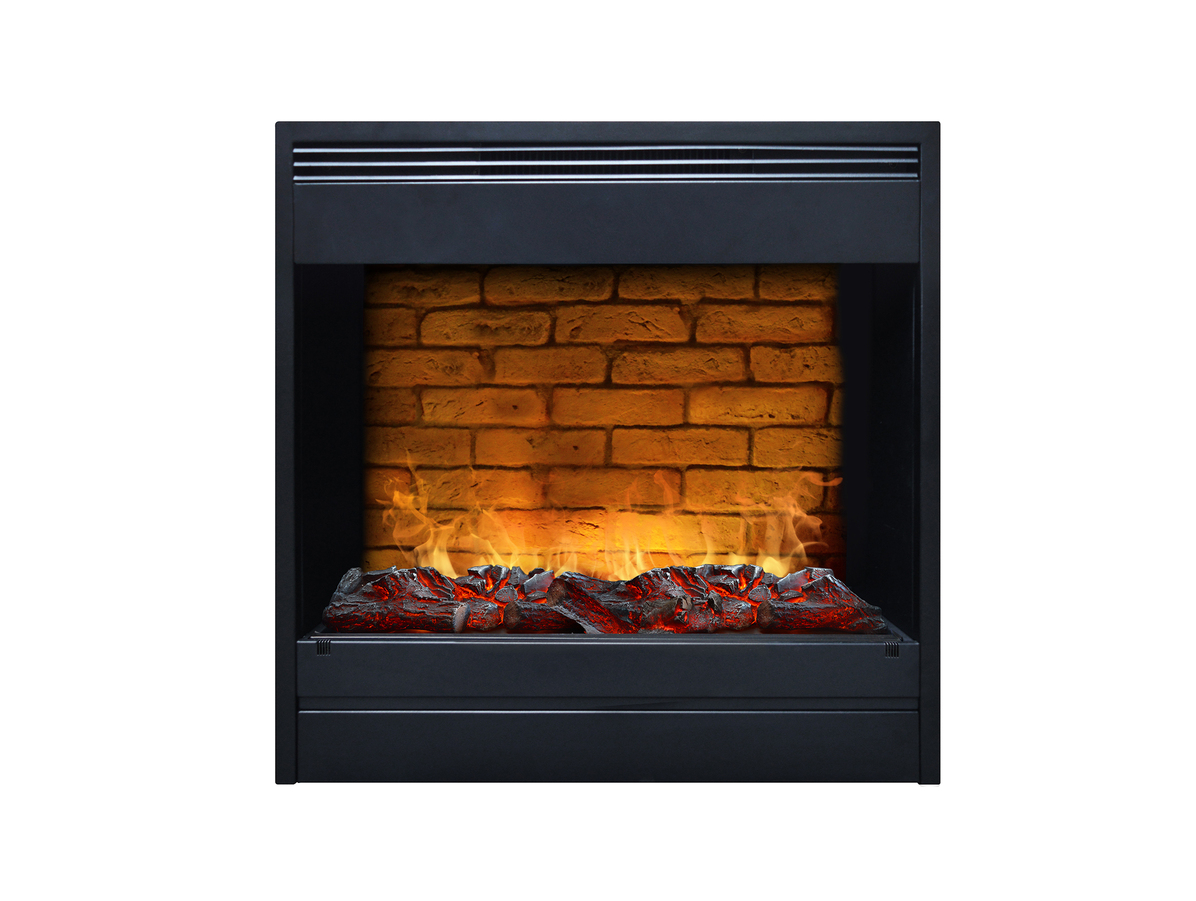 22. Mystic Fires 1610H with stone decor - 1765 EUR ar PVN. Izmēri: 700x666x265mm